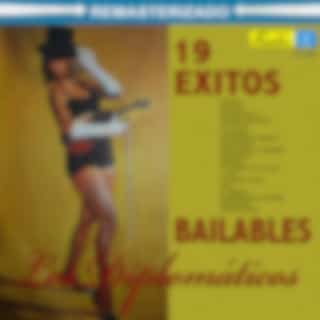 19 Exitos Bailables (Instrumental)