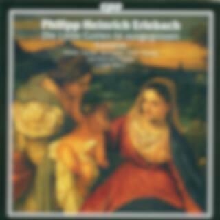 Erlebach, P.H.: Cantatas