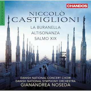 Castiglioni: La buranella, Altisonanza & Salmo XIX
