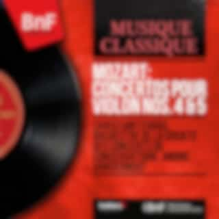 Mozart: Concertos pour violon Nos. 4 & 5 (Stereo Version)