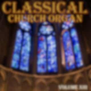 Classical Church Organ, Volume 13