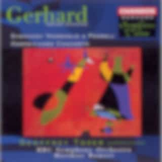 Gerhard: Homenaje a Pedrell - Harpsichord Concerto