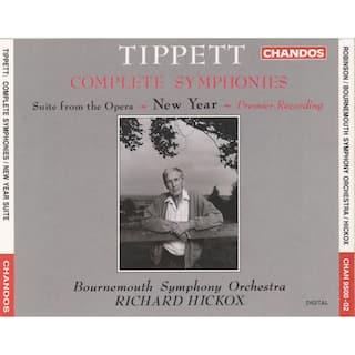 Tippett: Complete Symphonies