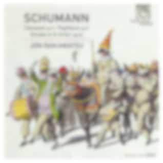 Robert Schumann : Carnaval, Op. 9 - Papillons, Op. 2 - Sonata in G Minor, Op. 22