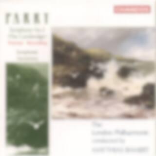 """Parry: Symphony No. 2, """"The Cambridge"""" & Symphonic Variations"""