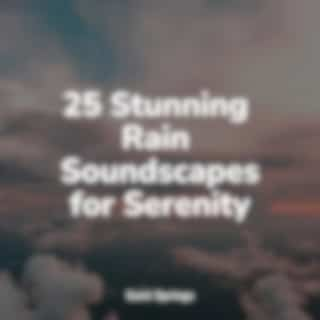 25 Stunning Rain Soundscapes for Serenity