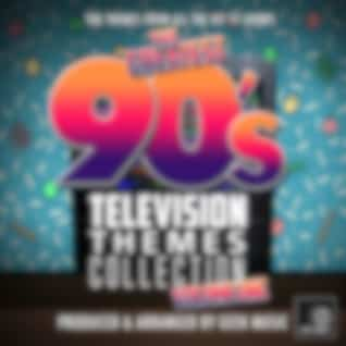 The Greatest 90's Television Themes Collection, Vol. 1