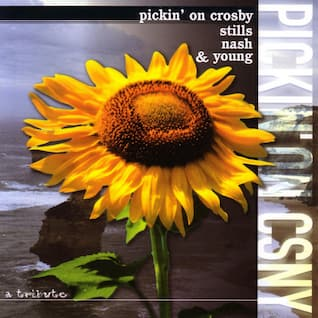 Pickin' On Crosby, Stills, Nash And Young
