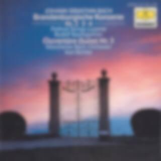 Bach, J.S.: Brandenburg Concertos Nos.2, 3 & 4; Orchestral Suite No.3, BWV 1068