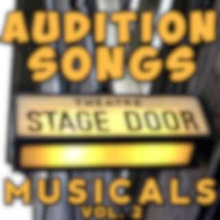 Audition Songs - Musicals, Vol. 2