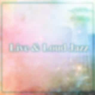 Live & Loud Jazz – Jazz Piano, Open Bar, Music of Darkness, Calming Notes, Soothing Music