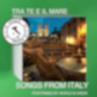 Tra Te E Il Mare: Songs from Italy