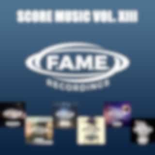 Score Music Vol.XIII