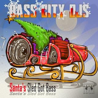 Santa's Sled Got Bass
