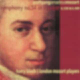Mozart: Symphony No. 34 in C Major, K. 338 and K. 409