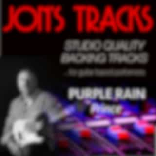 Purple Rain (Karaoke Backing Track) [In the Style of Prince] (Minus Guitar)