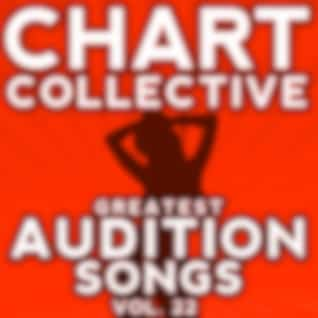 Greatest Audition Songs from the Musicals, TV & Movies, Vol. 22
