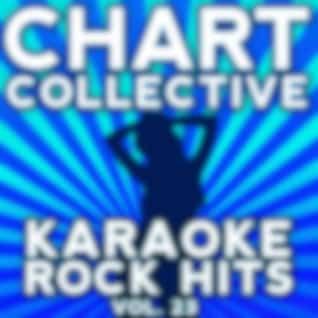 Karaoke Rock Hits, Vol. 23