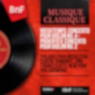 Vieuxtemps: Concerto pour violon No. 4 - Prokofiev: Concerto pour violon No. 2 (Mono Version)