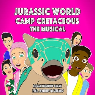 Jurassic World Camp Cretaceous the Musical (feat. Whitney Di Stefano)