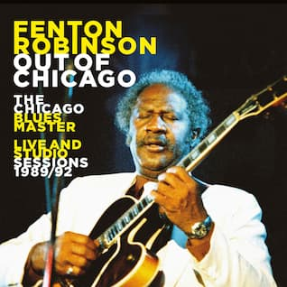 Out of Chicago the Chicago Blues Master Live and Studio Sessions 1989/92