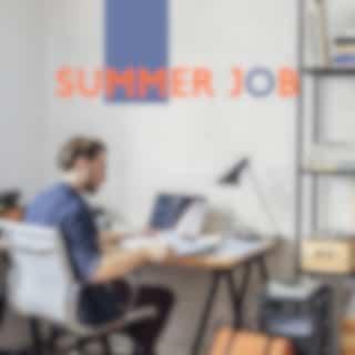 Summer Job - Chillout Motivational Music for Work