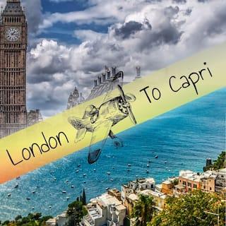 London to Capri