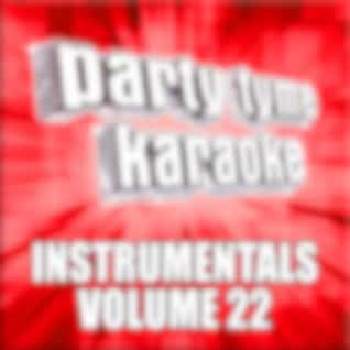 Party Tyme Karaoke - Instrumentals 22