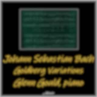 Bach: Goldberg Variations (Live)