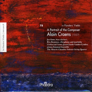 In Flanders' Fields, Vol. 78: A Portrait of the Composer Alain Craens