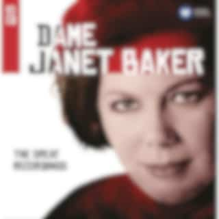 Dame Janet Baker (The Great EMI Recordings) : English Songs (Dowland, Purcell, Arne, Parry, Stanford, Walton, Britten)