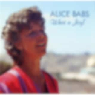 Alice Babs: What a Joy!