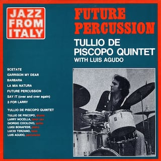Jazz from Italy - Future percussion