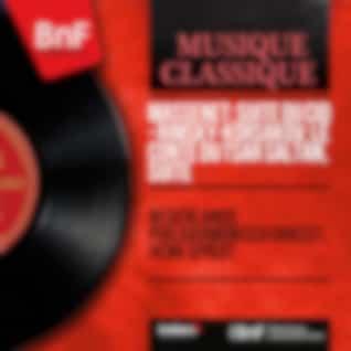 Massenet: Suite du Cid - Rimsky-Korsakov: Le conte du tsar Saltan, suite (Mono Version)