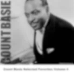 Count Basie Selected Favorites, Vol. 4