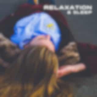 Relaxation & Sleep – Calming Sounds of Nature, Deep Relaxation, Cure Insomnia, Calm Down Before Sleep, Deep Sleep