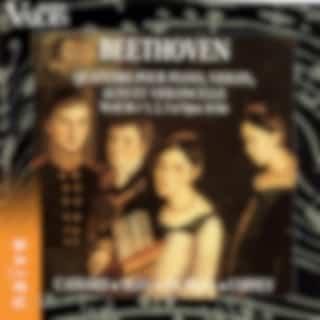 Beethoven: Quatuors pour piano, violon, alto et violoncelle