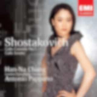 Shostakovich: Cello Concerto No. 1/Cello Sonata