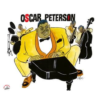 BD Music & Cabu Present Oscar Peterson