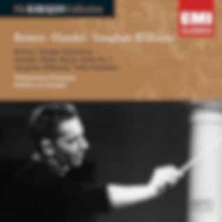 Britten, Handel, Vaughan Williams