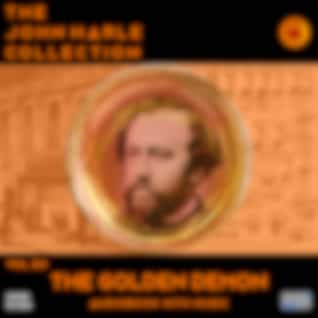 The John Harle Collection Vol. 20: The Golden Demon (Audiobook with Music)