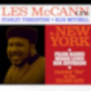 Les McCann Ltd. in New York (Live)