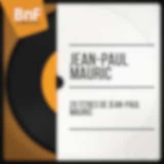 20 titres de Jean-Paul Mauric (Mono version)