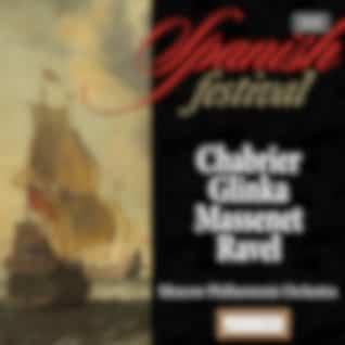 Spanish Festival: Chabrier, Glinka, Massenet & Ravel