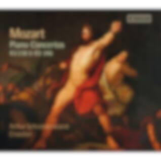 Mozart: Piano Concertos Nos 6 (K238) & 8 (K246)
