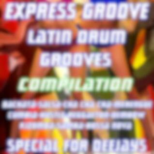 Latin Drum Grooves Compilation (Instrumental Drum Groove)