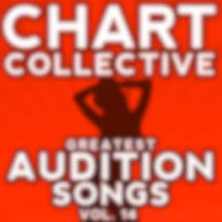 Greatest Audition Songs from the Musicals, TV & Movies, Vol. 14