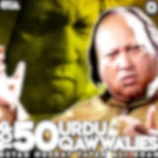Top 50 Urdu Qawwalies