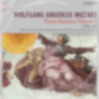 Mozart: Piano Sonatas Volume 1