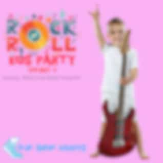 """Rock 'n' Roll Kids Party - Featuring """"Whole Lotta Shakin' Going On"""" (Vol. 4)"""